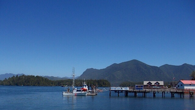 Time out in Tofino, and realizing Thoreau probably had itright…