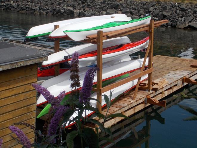 Sea kayaking appealed